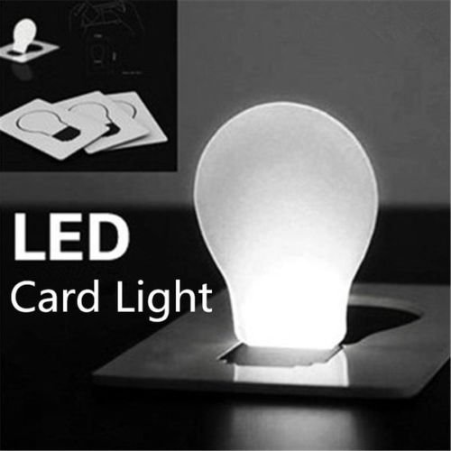 Credit Card Size Led Light Bulb in US - 8