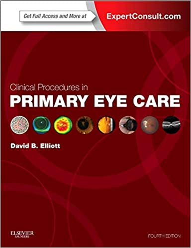 452f3f75201 Clinical Procedures in Primary Eye Care  Expert Consult  Online and Print  (Expert Consult Title  Online + Print) 4th Edition