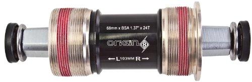 - Origin8 Torqlite Square Taper Bottom Bracket, 68 x 103, Interface: English/Spindle Type: English