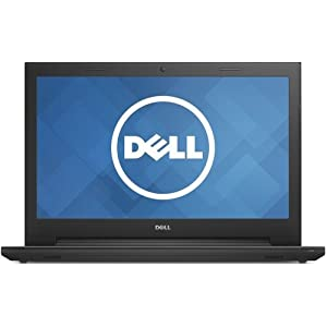 Dell Inspiron i3541-1001BLK Laptop Computer 15.6 LED Backlit Screen AMD A6 Procesor 4GB Memory 500GB Hard Drive Windows 10