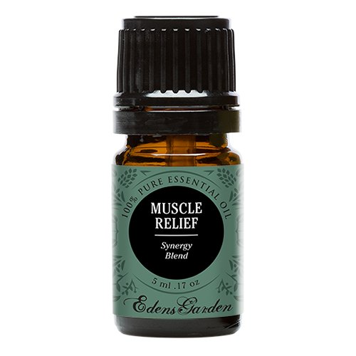 Muscle Relief  Premium Aromatherapy Oils by Edens Garden- 5