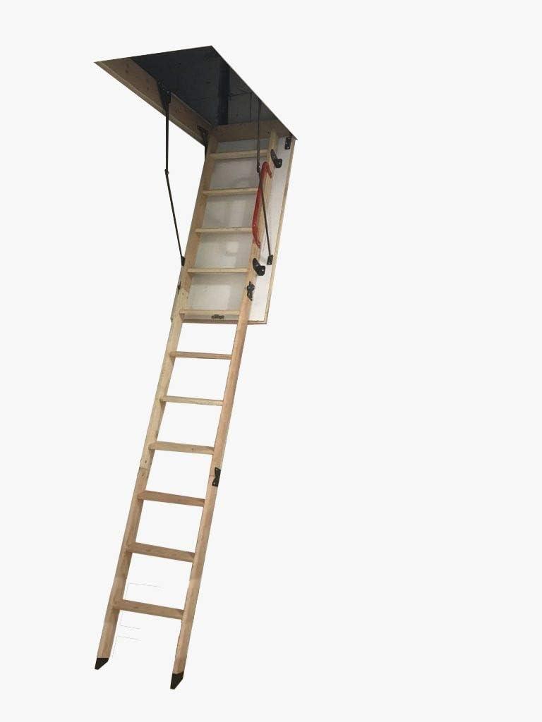 FAKRO suelo Escaleras lwt Ultra de thermoi soliert: Amazon.es: Bricolaje y herramientas