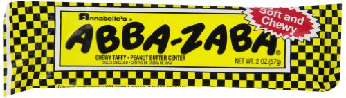 (Abba Zaba Bars, 2-Ounce Bars (Pack of 24))