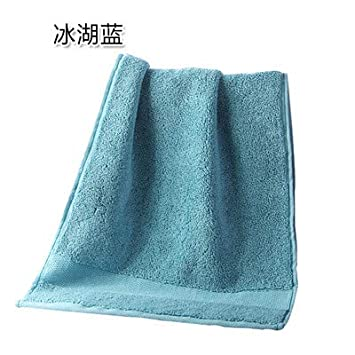 WLLLO Toallas engrosadas, Lavados de casa, Toallas de baño, Lavados de Adultos, Toallitas húmedas, Toallas y Manos, Azul: Amazon.es: Hogar