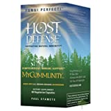 Fungi Perfecti Host Defense My Community Capsules, 60 Count, 3.2-Ounce, Health Care Stuffs