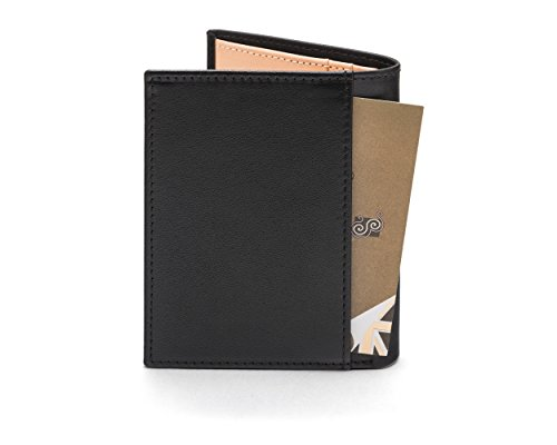 Wallet Billfold SAGEBROWN Wallet Two Black Two Tone Compact Billfold Compact Tone SAGEBROWN O4ggqT