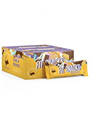 Alani Nu Fit Snack Bar Peanut Butter Crisp 46g, 2 Pound