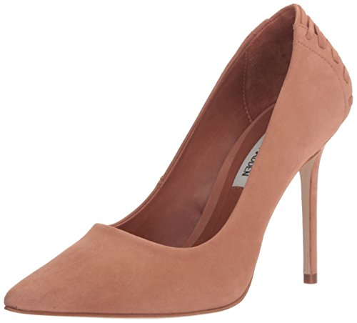 Steve Madden Women's Paiton Dress Pump, Tan Nubuck, 8.5 M US (Women Tan Pump)