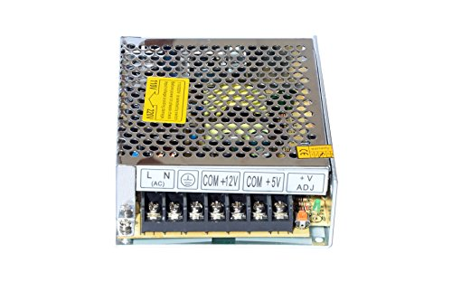 MAA-KU MW smps Power Supply Unit with Dual DC Output Volt Option (12v/1A) and (5v/4A)