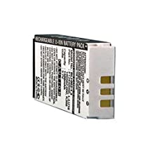 Logitech Harmony 1100 Remote Control Battery RLI-002-1.3 Li-Ion 3.7V (1300 mAh) Battery - Replacement For Logitech L-LU18 and F12440056