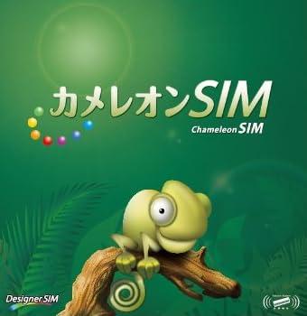 日本通信 LTE対応 標準SIM b-mobile 4G カメレオンSIM BM-CLFL-3W 【定額21日間パッケージ】