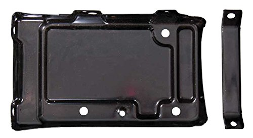 Battery Tray with Brace - 62-65 B-Body Auto Metal Direct