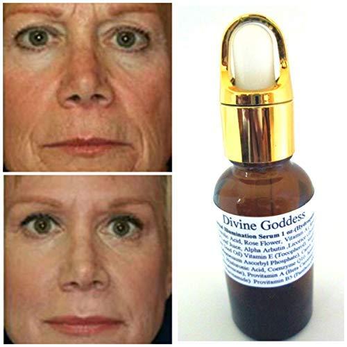 Alpha Arbutin Powder Acid Serum For Skin, Made with 100% Pure Hyaluronic Acid, Plumping,Firming,Toning Anti-Aging, Hydrating, Moisturizing HA Serum With Vitamin B5,CQ10,1 oz, anti aging skin care