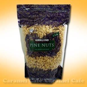 Kirkland Signature Pine Nuts - 1.5 lbs from Kirkland Signature