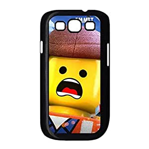 Generic Durable Soft Kawaii Phone Case For Children Design With The Lego Movie For Samsung Galaxy S3 I9300 Choose Design 2