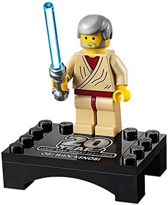 Obi-Wan Kenobi Collectible Minifigure 20 Years LEGO STAR WARS