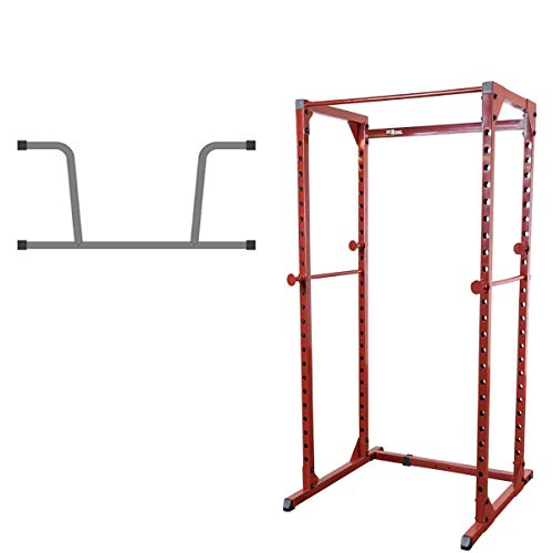 Body-Solid Best Fitness Power Rack with Dip Attachment PPR200x and BFPR100