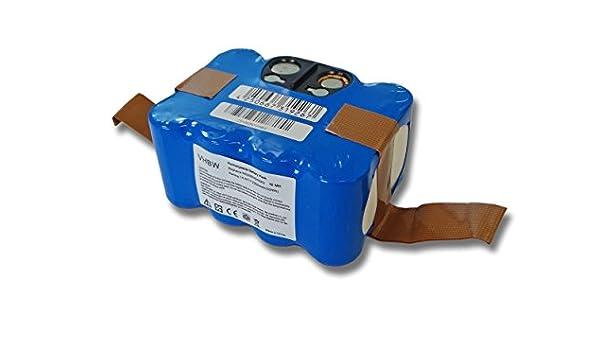 Batería 2200mAh para robot aspirador Lilin Robot LL-A320, LL-A325, LL-A335, LL-A336, LL-A337, LL-A338.: Amazon.es: Hogar