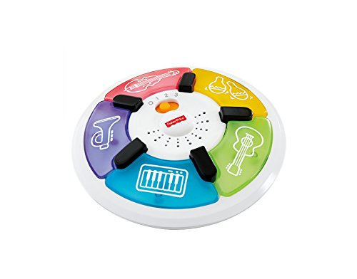 Fisher-Price Learn with Lights Piano (Fisher Price Lights And Sounds)