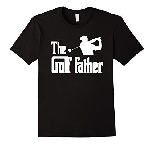 Mens The Golf Father T-Shirt for Men Kids Funny Parody Tee Medium (Father Golf Shirt)