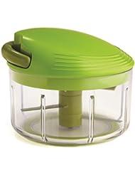 Kuhn Rikon 27401 Swiss Pull Chop, 4-Inch, Green