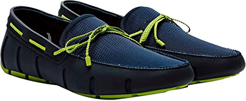 ace Loafer Navy/Green Size 11.5 ()