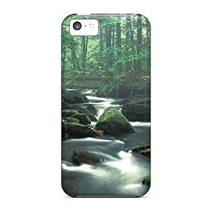 High-quality Durability Case For Iphone 5c(serene907) by runtopwell
