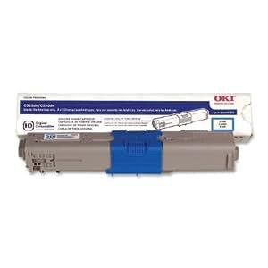 OKI 44469703 tóner y cartucho láser - Tóner para impresoras láser (Cian, Laser, C330dn Digital Color Printer C530dn Digital Color Printer MC361 MFP MC561 MFP)
