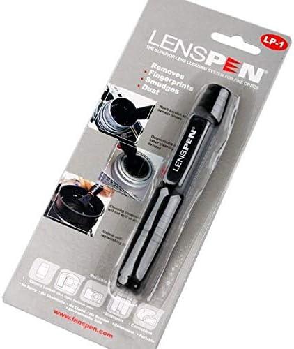 نظام تنظيف العدسة LENSPEN LP-1، قلم تنظيف العدسة لكاميرا كانون، نيكون، سوني، بينتا