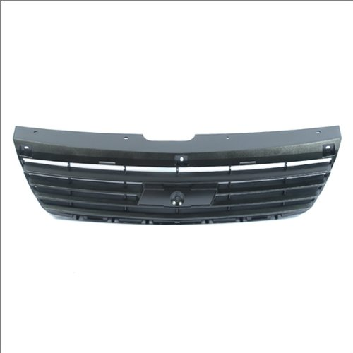Upper Grille Grill Assembly Cross Bar Grid Insert w/o Chrome Molding, 400-15471 GM1200558 15266336?? ()