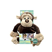 His Juveniles Animal Planet 2-In-1 Backpack With Harness, Monkey