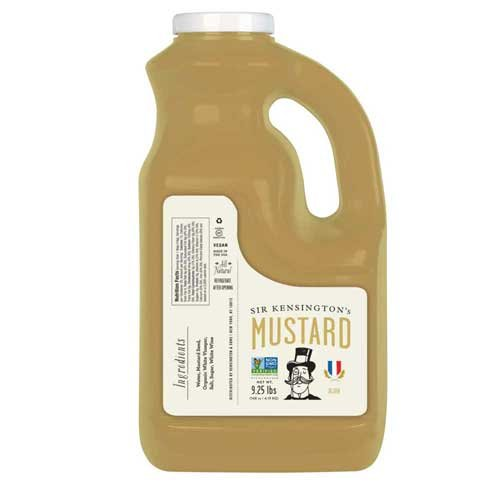 Sir Kensingtons Dijon Mustard, 148 Ounce -- 4 per case.