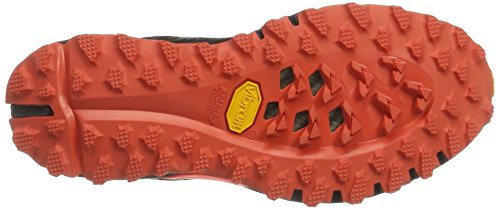 DYNAFIT Alpine Pro W, Scarpe da Trail Running Donna Nero (Black/Fluo Coral)