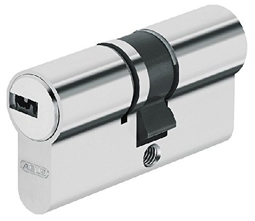 Abus - D6_N_30/40 - 5 Euro Cylinder Nickel-Pointed K and T Keys by Abus