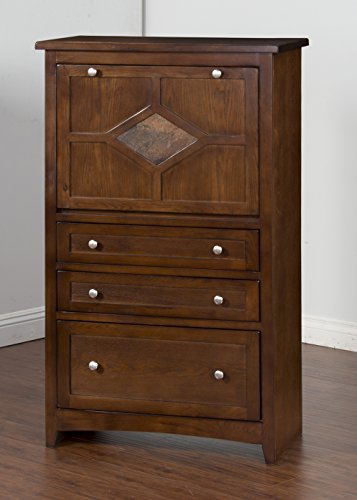 Sunny Designs Savannah Laptop Armoire by Sunny Designs