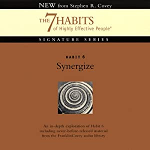 Synergize Audiobook