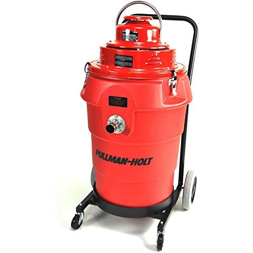 Pullman-Holt 102ASB Dry HEPA Vac 2 HP 12 Gallon (Pullman Vac Holt)