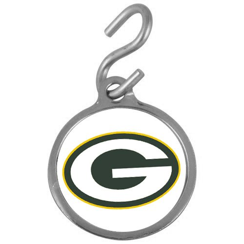 - Hunter Green Bay Packers Pet Instant ID Tag
