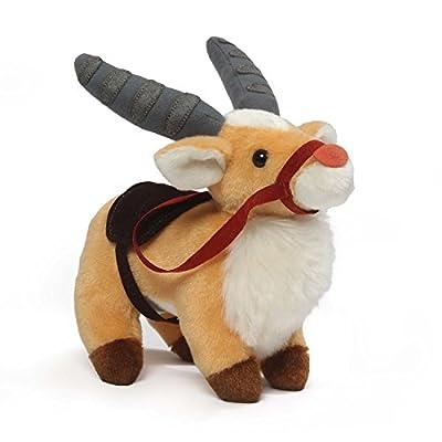 "GUND Princess Mononoke Yakul Standing Elk Stuffed Animal Plush, 8"""