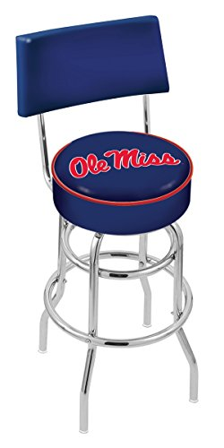 Holland Bar Stool L7C4 University of Mississippi Swivel Counter Stool, ()