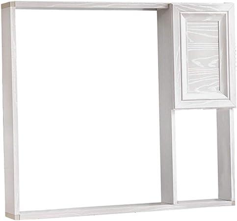 Armarios con espejo Espejo Baño Estante Espejo Caja De