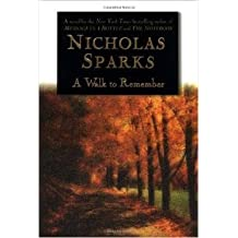 Walk to Remember, A (Large Print Ed.)
