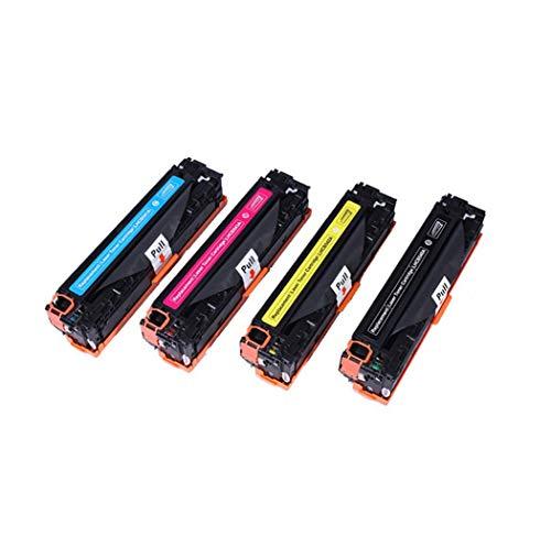 Y&Jack Compatible con Cartuchos de tóner HP 125A HP Laserjet Cm1300mfp/cm1312mfp
