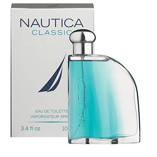 Nautica Classic by Nautica for Men - 3.4 oz EDT Spray
