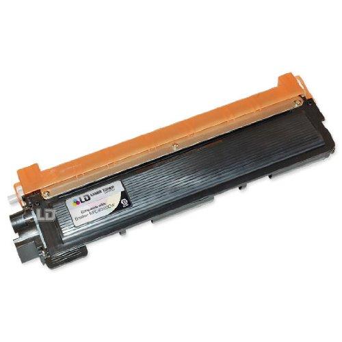 LD © Brother Compatible Black TN210BK Laser Toner Cartridge, Office Central