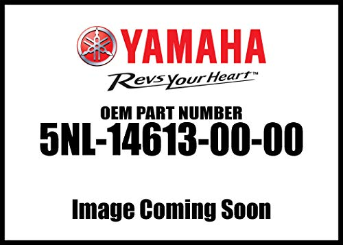 Yamaha 5NL-14613-00-00 Gasket, Exhaust Pipe; ATV Motorcycle Snow Mobile Scooter - 00 Exhaust Pipe