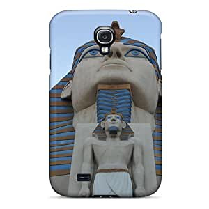GWH5845XDTA Tpu Case Skin Protector For Galaxy S4 Las Vegas Luxor With Nice Appearance