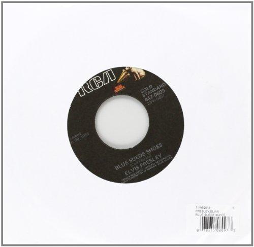 Vinilo : Elvis Presley - Blue Suede Shoes (7 Inch Single)