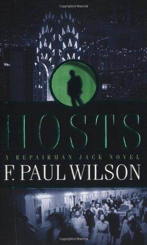 Hosts (Repairman Jack Novels)
