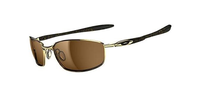 eadbd11220 Oakley Men s Blender Rectangular Non-Polarized Sunglasses
